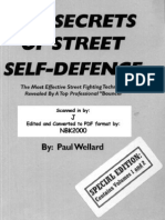The Secrets of Street Self-Defence