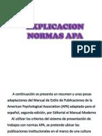 APA STYLE. RECURSOS PARA LOS TRABAJOS DE INVESTIGACIÓN