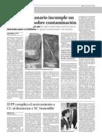 El Gobierno Canario Incumple Un Real Decreto Sobre Contaminacion 29-01-2010