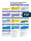 Academic Calendar 11-12