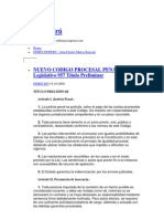 Derecho Perú