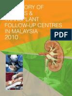 2010 Malaysia Dialysis Centres Directory_full