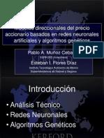 Modelos Direccionales Del Precio Accionario