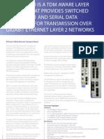 Brochure DFX1000 2010
