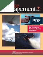 Fire Management Notes, V 59, No 1, Winter 1999