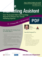 Effective Marketing Assistant