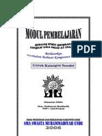 Modul Pembelajaran Geografi Kelas Xi Ipa-ips