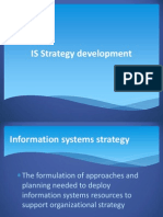Is Strategy Development
