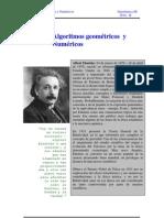 ALG III - G7 Algoritmos Geometricos 2010 II