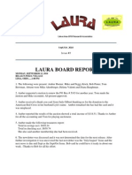 Laura Newsletter Number 3
