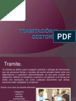 TRAMITACIÓN Y GESTORÍA