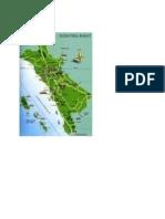 Peta Sumatera barat