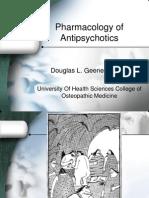 Pharmacology of Antipsychotics...1