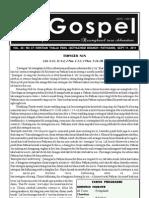 Gospel 11