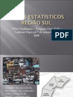 Dados Estatísticos sobre o Capão Redonto e Campo Limpo em São Paulo
