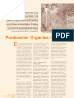 produccion ORGANICA