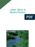 biotic&abiotic