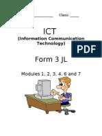 Module 1 Form 3JL