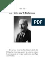 André KARQUEL Et l'Union Pour La Méditerranée