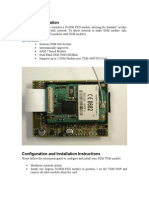 21403 Tdm-gsm Manual