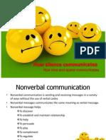 How Silence Communicates