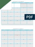 Planing Curso 2011-12