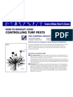 Controlling Turf Pests Extremlym
