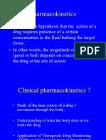 Pharmacokinetics July 2011