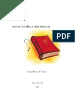 Apostila de Bibliologia