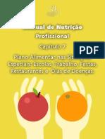 Manual de Nutrição - Capítulo 7