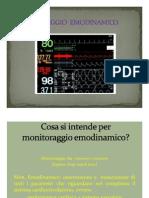 Il Monitoraggio Emodinamico Pietropaoli