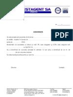 adeverinta -formular