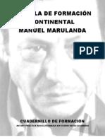 Cuadernillo - Escuela de Formacion Continental 7