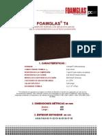 Ficha Tecnica de Foamglass