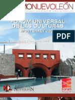 Revista Turismo Nuevo León No. 3