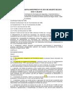 In Inss 45 Revisao Processo