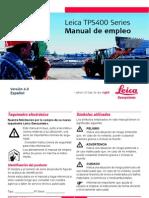 Manual Et Leica Tps400 Esp