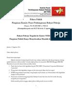 Pidato Politik HUT RI 17Ags11