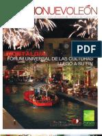 Revista Turismo Nuevo León No. 5