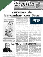 Jornal Caju Espírita - 4ª Edição