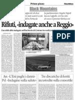 Quotidiano della Calabria 08.10.08