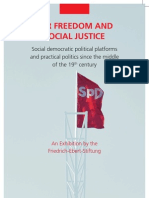 For Freedom and Social Justice