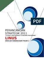 Perancangan Strategik Linus 2011 Contoh