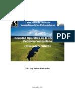 Presente Y Futuro de La Industria Venezolana de Los Hidrocarburos