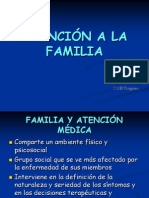 ATENCIÓN A LA FAMILIA
