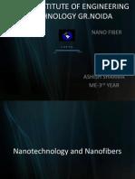 Nanotechnology and Nano Fibers