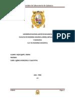 MATERIALES DE LABORATORIO DE QUÍMICA