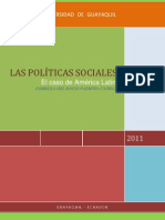 Las Politicas Sociales Caso America Latina