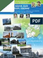 Sénatoriales - programme