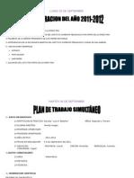 PLANIFICACIONES DE 5-9